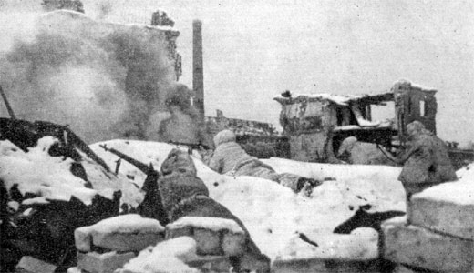 Battle For Staliningrad