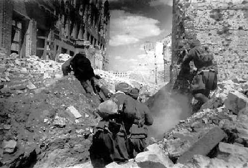 Segunda Guerra Mundial: La batalla de Stalingrado 34