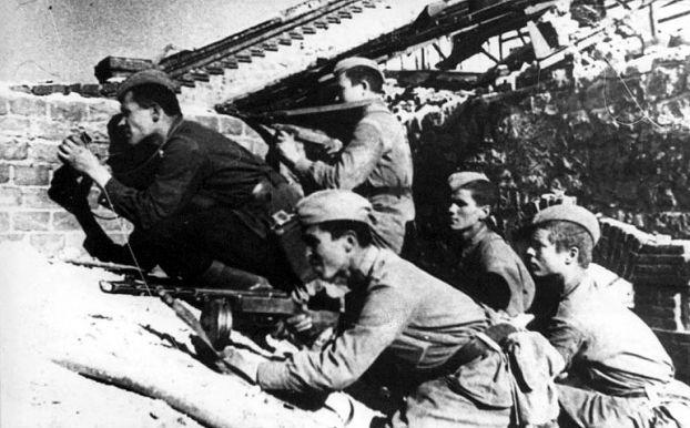 La batalla de Stalingrado 6