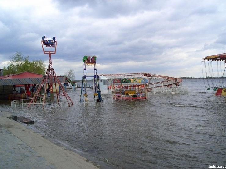 Park goes underwater 1