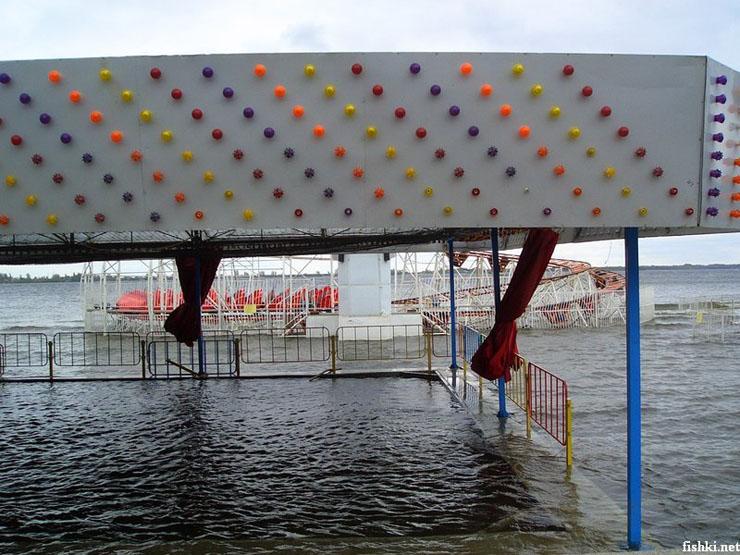 Park goes underwater 3