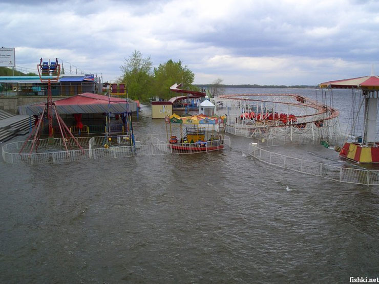Park goes underwater 4
