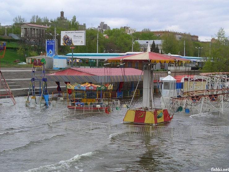 Park goes underwater 6
