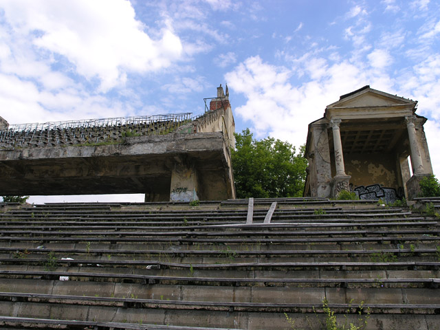 Old Russian water stadium 11