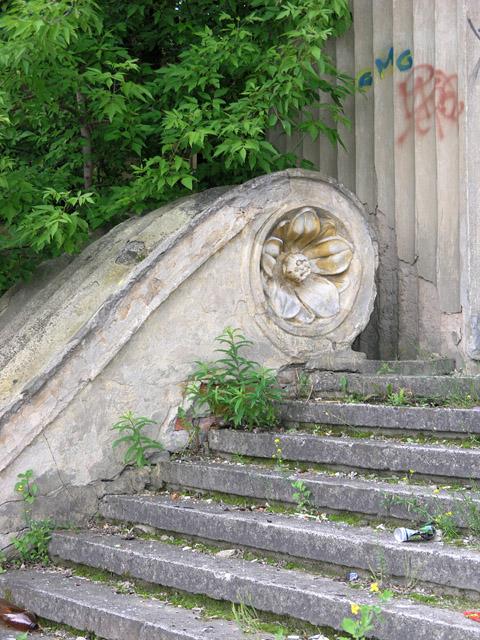 Old Russian water stadium 15