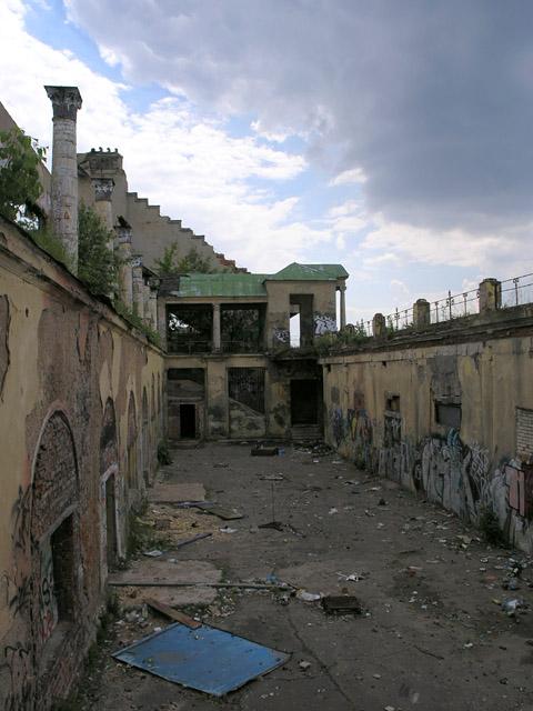 Old Russian water stadium 17