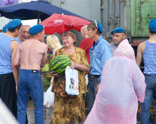 About how Russia celebrates the day of Russian airborne troops 17