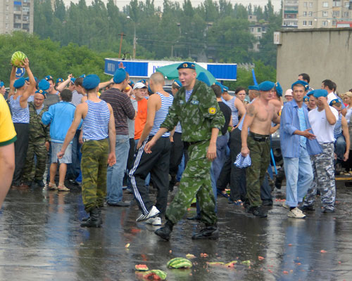 About how Russia celebrates the day of Russian airborne troops 3
