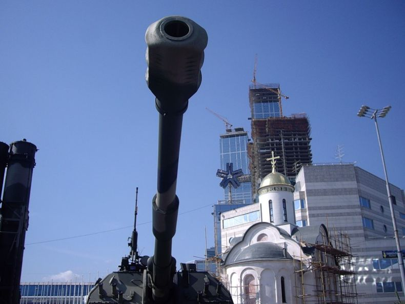 Russian Weapons 10