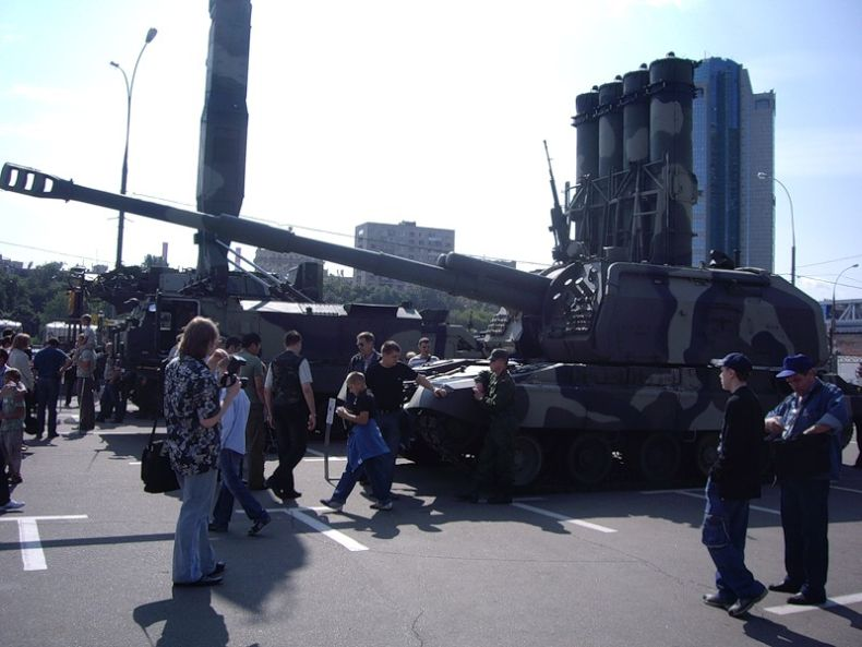 Russian Weapons 11