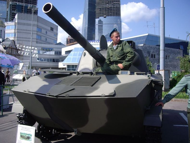 Russian Weapons 15