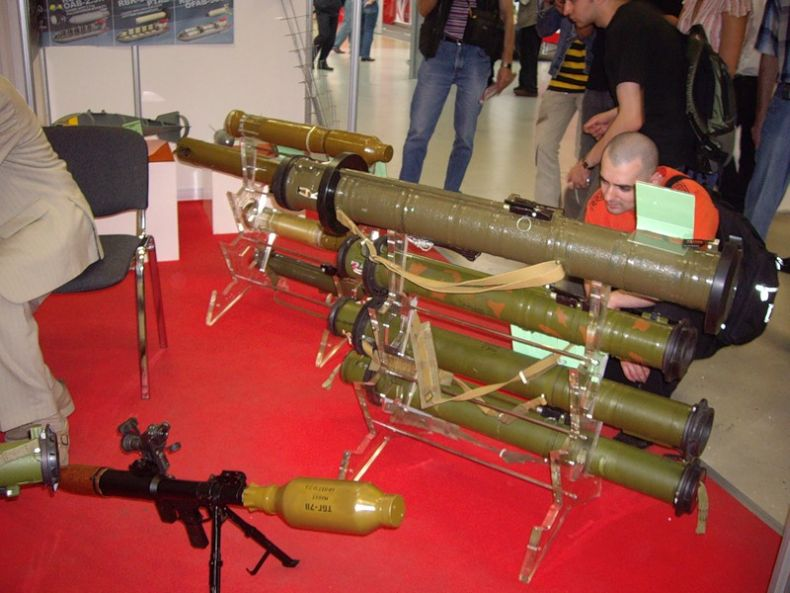 Russian Weapons 20