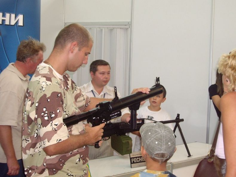 Russian Weapons 31