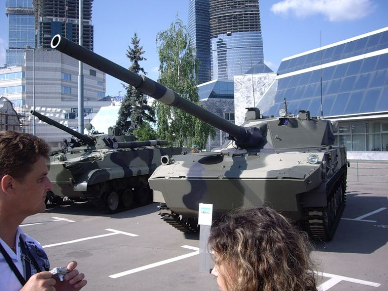 Russian Weapons 6