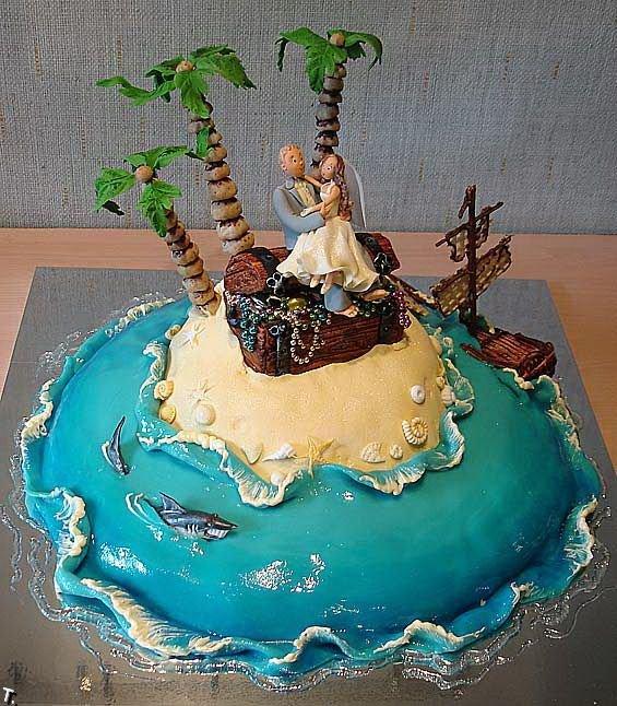 Russian wedding cakes
