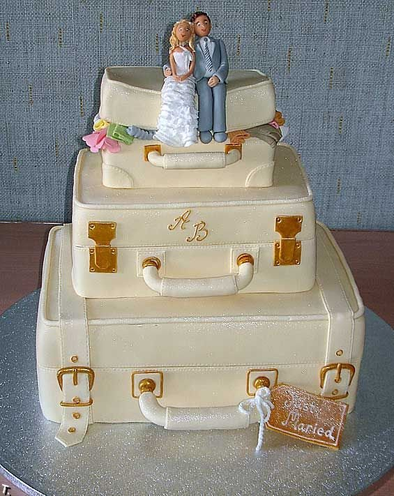 Russian wedding cakes 3