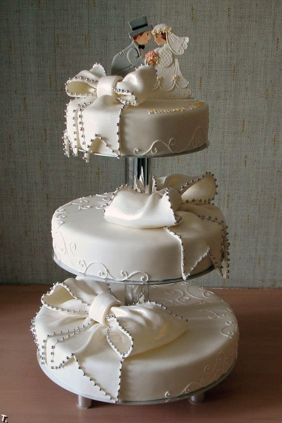 Russian wedding cakes 9