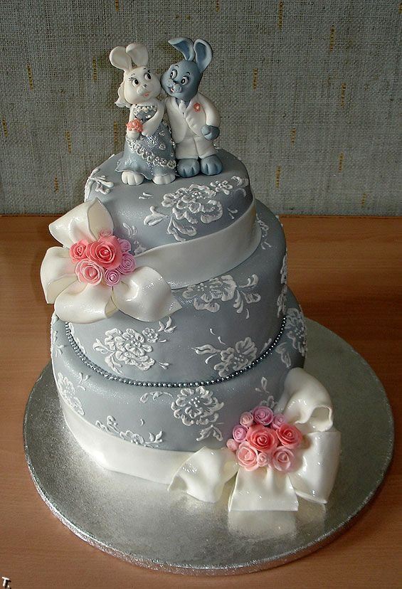 Russian wedding cakes 10