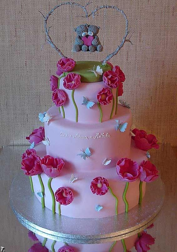 Russian wedding cakes 13
