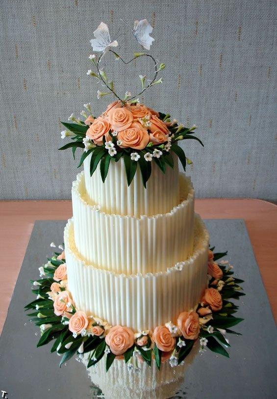 Russian wedding cakes 14