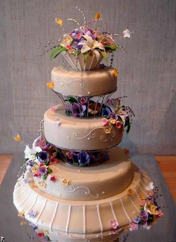 Russian wedding cakes 16