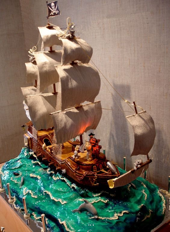 Russian wedding cakes 18