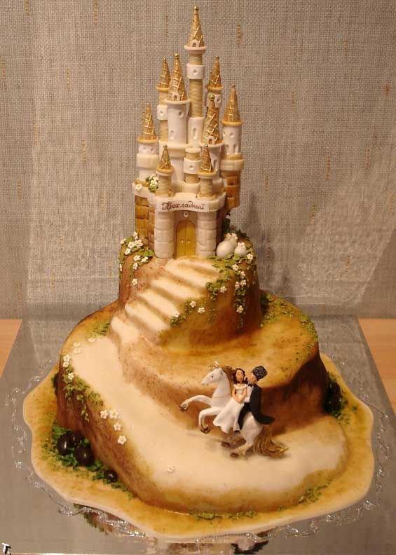 Russian wedding cakes 19