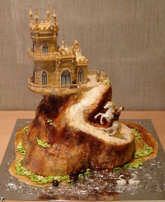 Russian wedding cakes 20