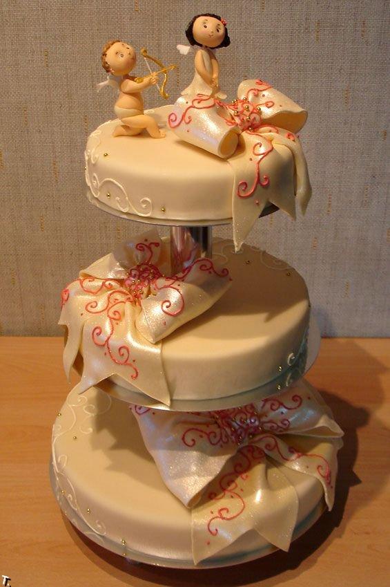 Russian wedding cakes 21
