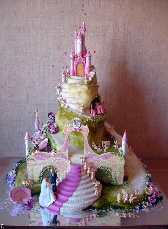 Russian wedding cakes 22