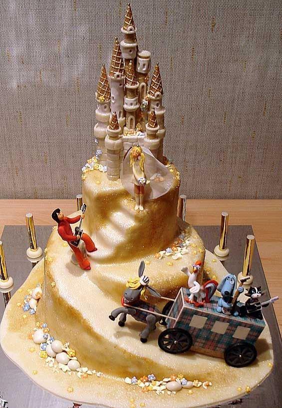 Russian wedding cakes 23