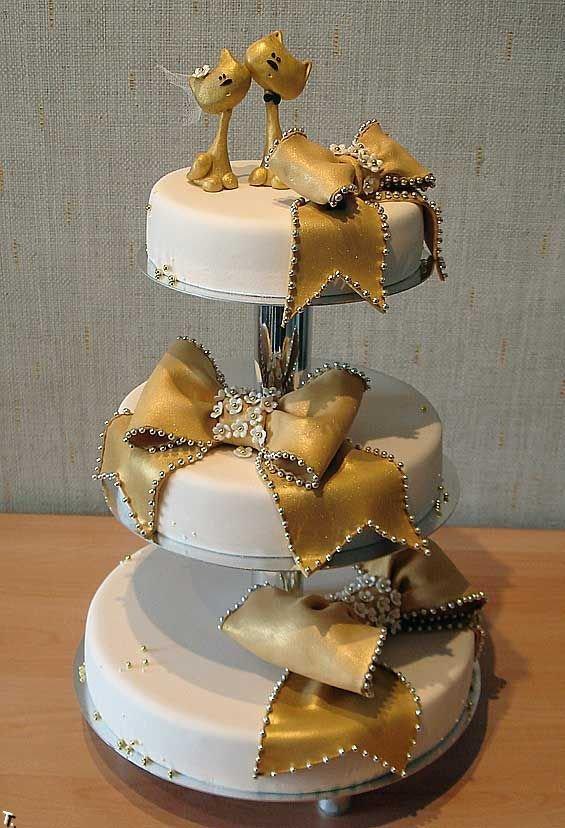 Russian wedding cakes 25