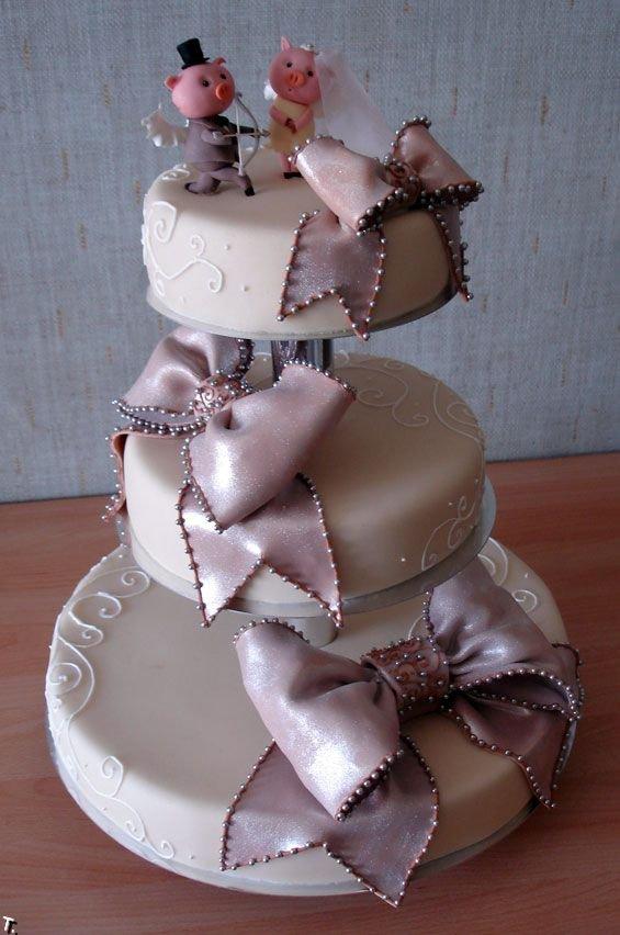 Russian wedding cakes 26