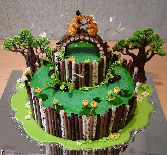 Russian wedding cakes 27
