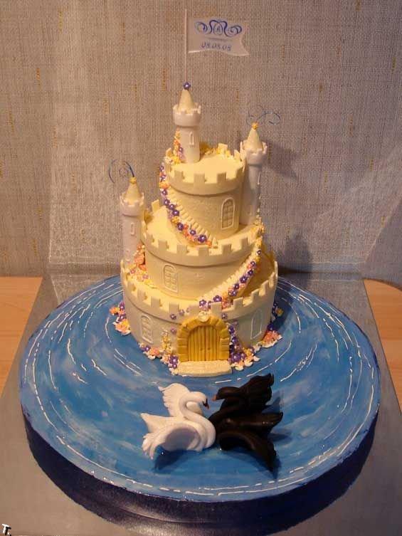 Russian wedding cakes 29