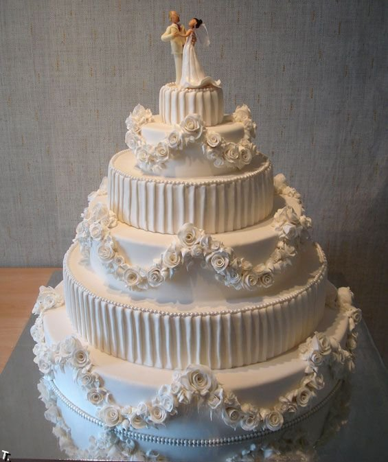 Russian wedding cakes 30