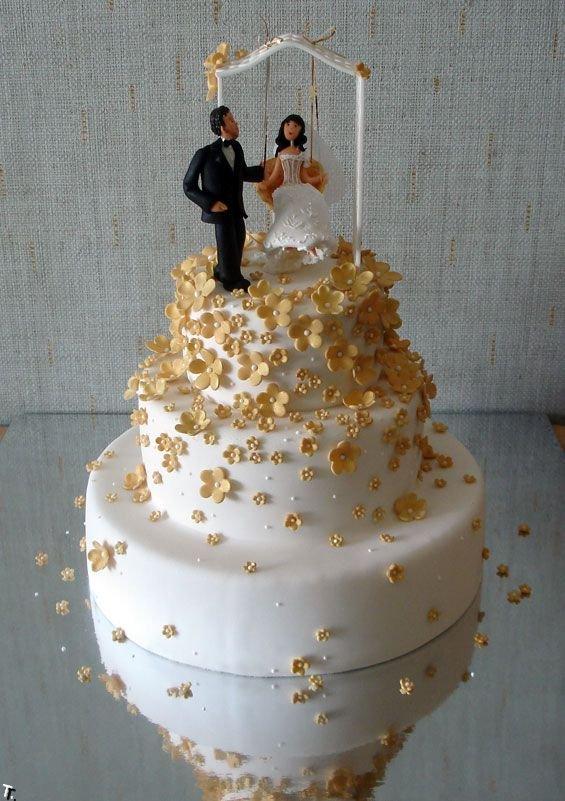 Russian wedding cakes 31
