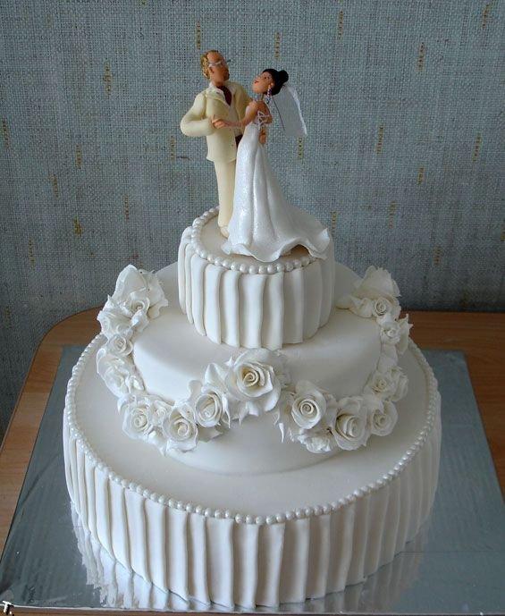 Russian wedding cakes 34