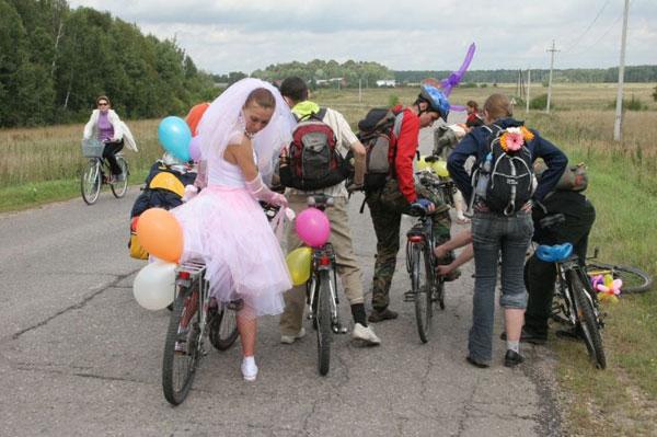 bicycle weddings 10