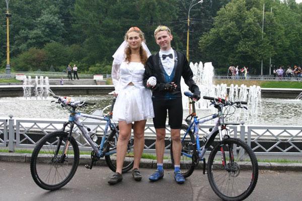bicycle weddings 4