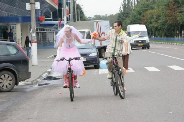 bicycle weddings 7