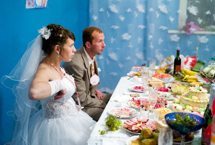 Russian wedding 1