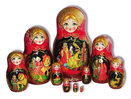 weird looking russian matreshkas 1