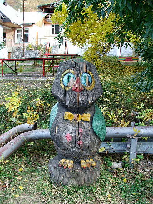 the most weird russian playgrounds for kids 109