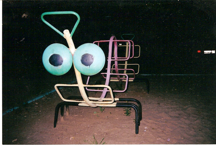 the most weird russian playgrounds for kids 116