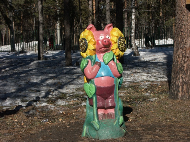 the most weird russian playgrounds for kids 117