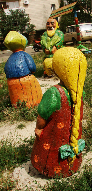 the most weird russian playgrounds for kids 13