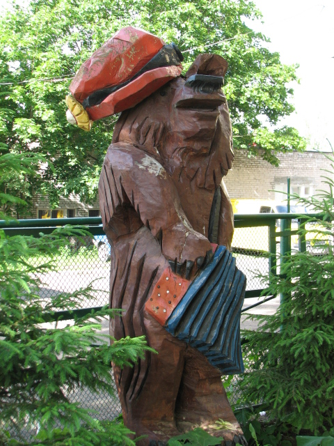 the most weird russian playgrounds for kids 27