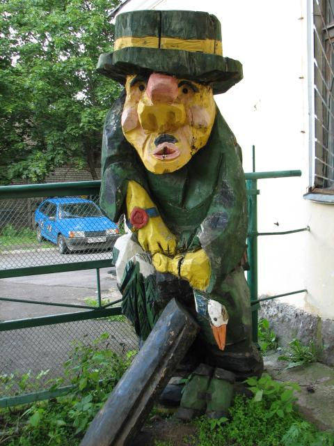 the most weird russian playgrounds for kids 28
