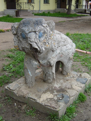 the most weird russian playgrounds for kids 52